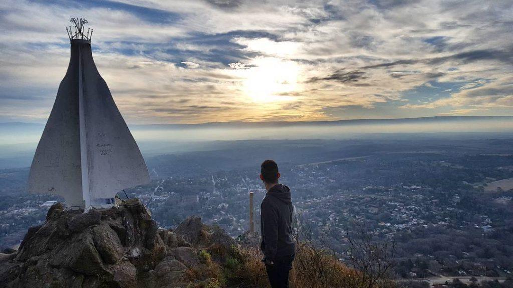 Cerro de la Virgen - Foto: ssulbaran