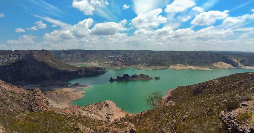 Cañón del Atuel - Foto: ramirogarciafotografia