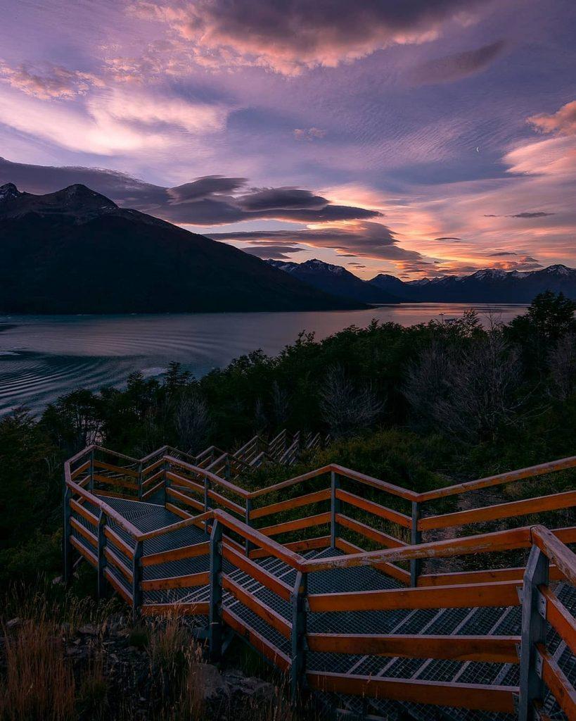 Glaciar Perito Moreno Fotografía: @andreshmolina
