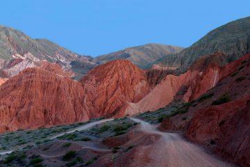 Paseo de los Colorados