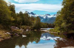 El Lago Moquehue - Foto: mileperezgiugovaz